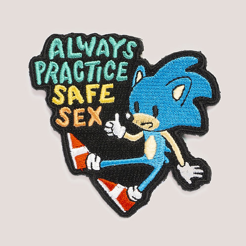 Always Practice Safe Sex Patch
