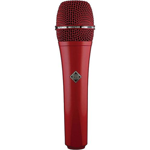 Telefunken M80 Red (Dinámico)