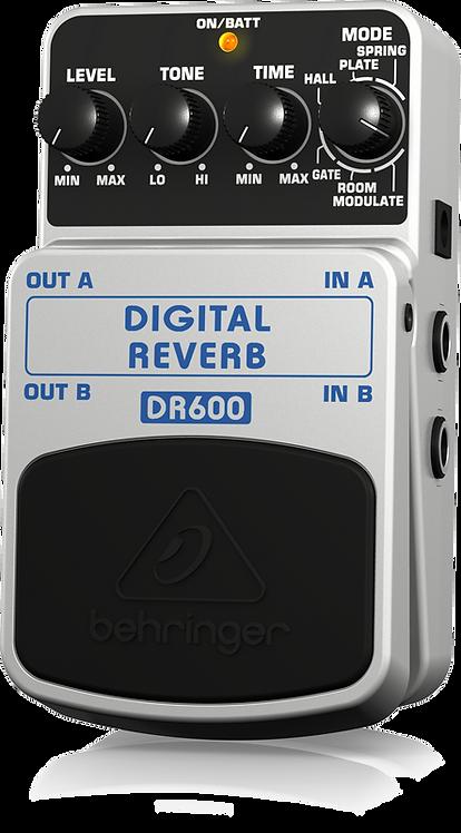 Behringer DR600 (Reverb)