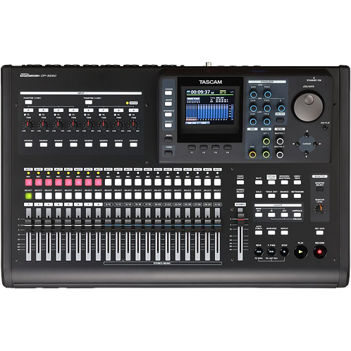 Tascam DP32 SD (Estudio Portátil)