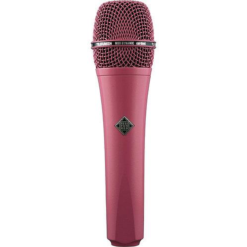 Telefunken M80 Pink (Dinámico)