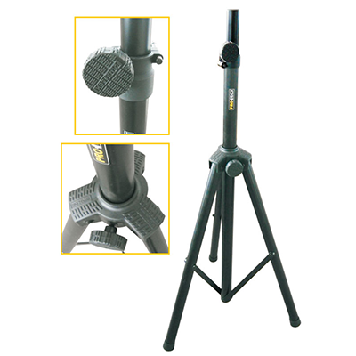 Prolok PSS922PR (Par de soportes de aluminio para altavoz)