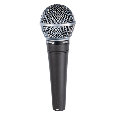 Shure SM48 (Mic Vocal)