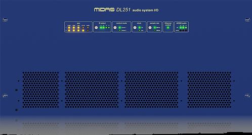 Midas Stage Box Digital DL 251 (48 Entradas - 16 Salidas)