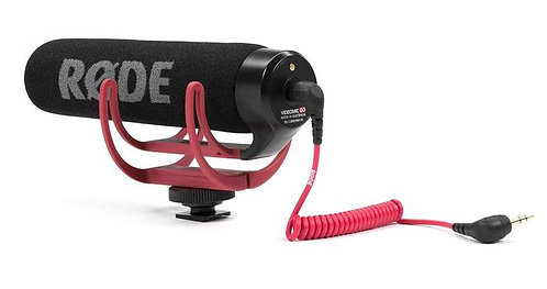 VideoMic Go (Blog, Podcast, Reuniones online)