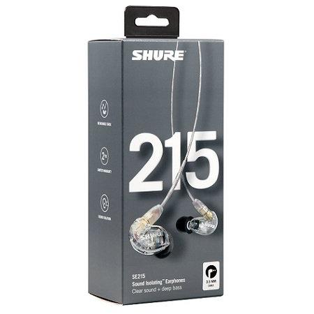 Shure SE215CL (Auriculares para Monitoreo)