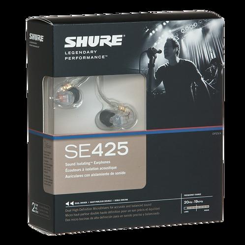 SE425 (Auriculares para monitoreo)