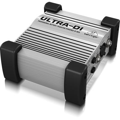 Behringer Ultra-DI DI100 (Caja directa activa)