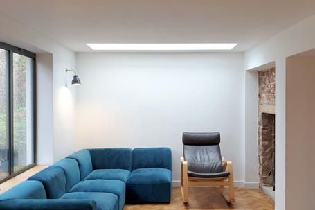 Interior design by Devon and Cornwall architect
