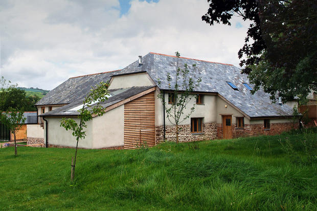 "Architect design barn conversion and restoration by ""Business Name New British Design"""