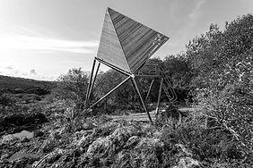 Off-grid Kudhva eco camping pod by award winning architect New British Design