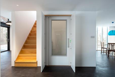 Wheelchair lift design Exeter