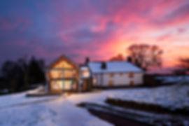 Batelease Farm Devon, RIBA Award Winning House