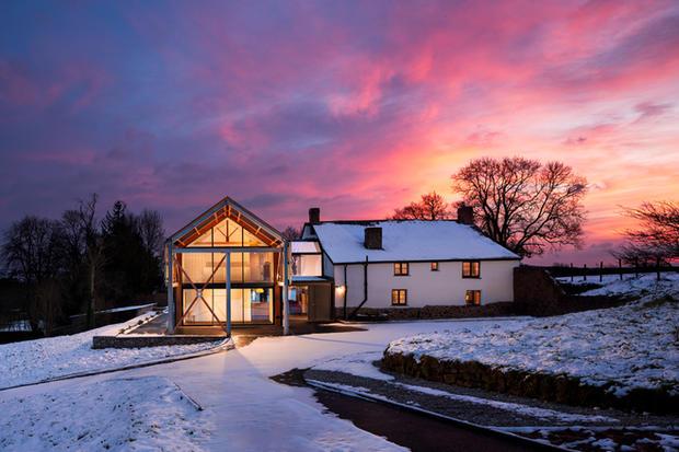 Award winning house Batelease Farm