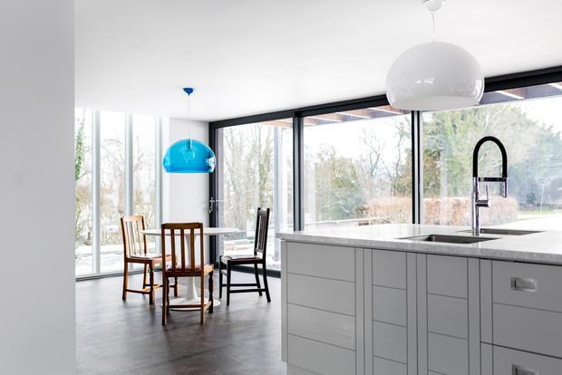 Bespoke kitchen interior