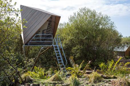 Rural architecture in sensitive landscape
