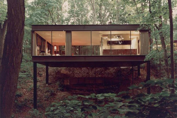 Architecture inspired by James Speyer and David Haid