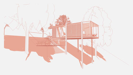 Holiday let architecture in the South West