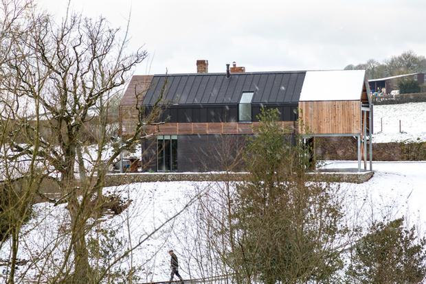 Sensitive rural architecture
