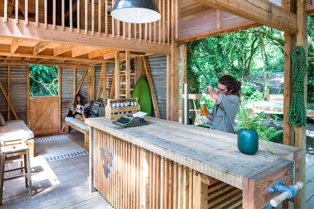 Architecture for food and beverage use in Cornwall