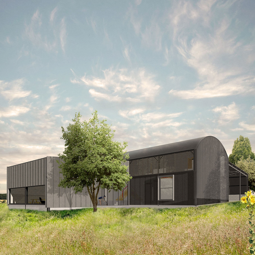 Class q barn conversion architects in Devon Exeter