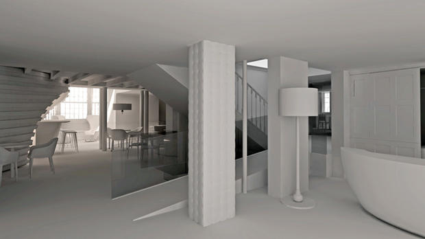 Interior design in Devon