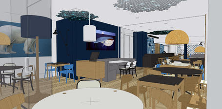 Catering and restaurant design