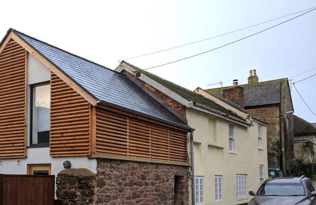 Rural infill house design