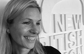 Hannah Huggins, founder of New British Design