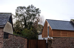 Low cost house extension by Exeter Architect