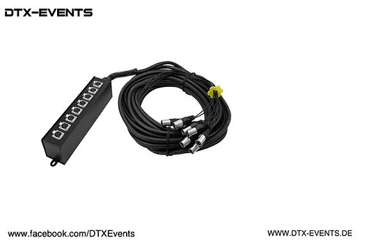 Multicore Stagebox MUS-820 8IN 20m%0A%0A