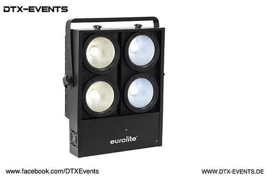 EUROLITE Audience Blinder 4x100W LED COB