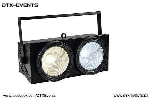 EUROLITE Audience Blinder 2x100W LED COB