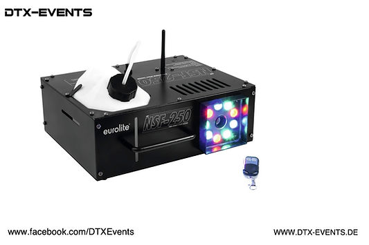 EUROLITE NSF-250 LED DMX Hybrid Spray Fo