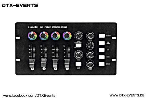 EUROLITE DMX LED EASY Operator Deluxe__.