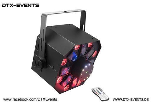 EUROLITE LED FE-1750 Hybrid Laserflower%