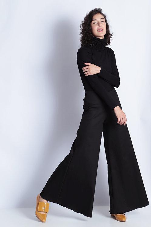 Pantalona Beatrice Black