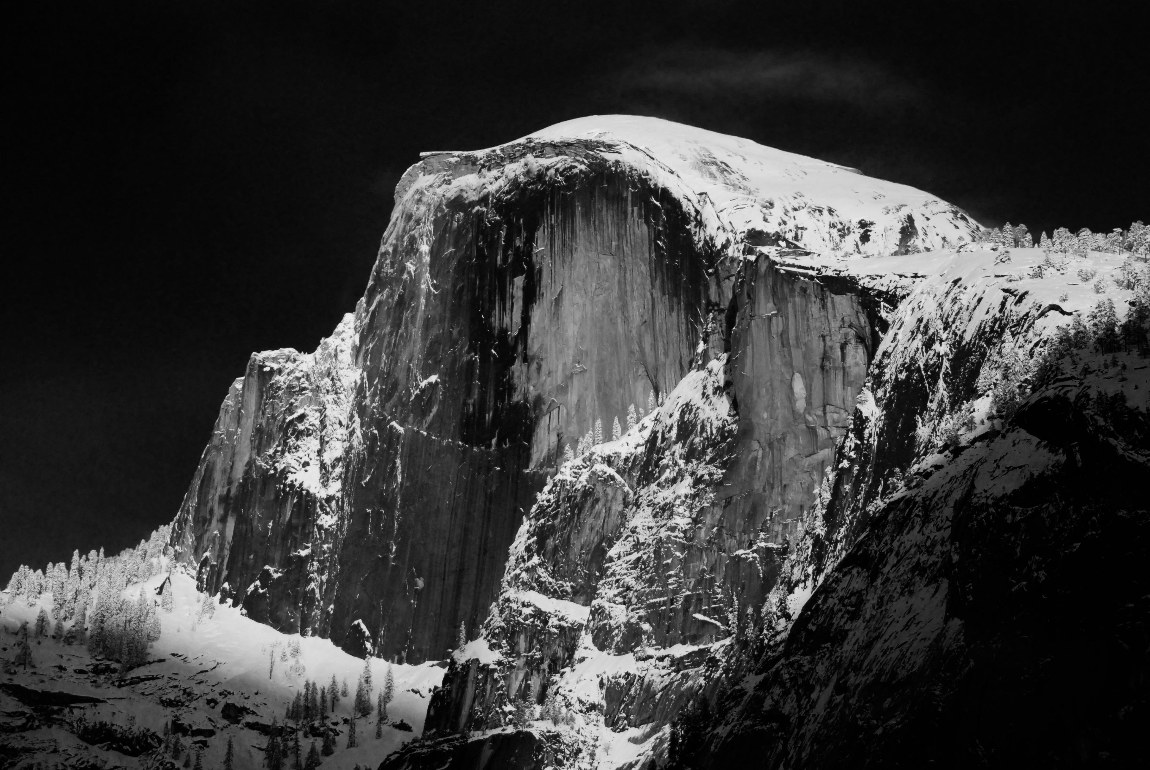 Half Dome - Yosemite
