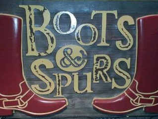 Kick your heels at Boots & Spurs - OSLive After Dark Official Venue, July 2nd with Innerchanges!