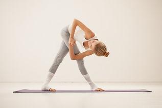 Private yoga teacher southend and leigh