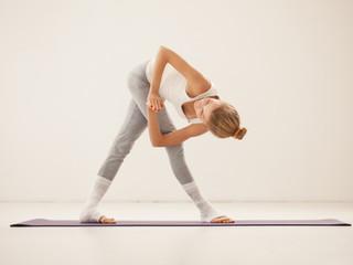 Vinyasa Yoga neu im Angebot