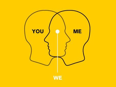 Empathy: You + Me = We