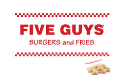 Five Guys Burgers & Fries™