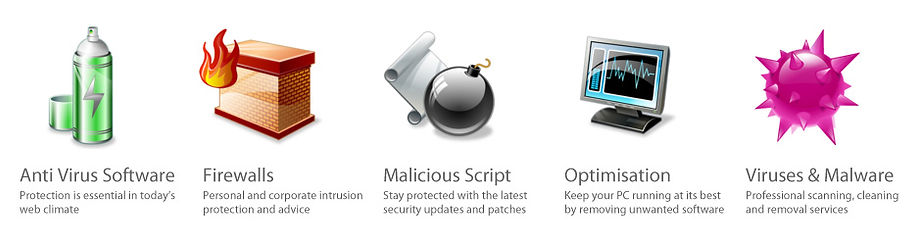 Remove infections with multiple, top rated virus and spyware removal programs