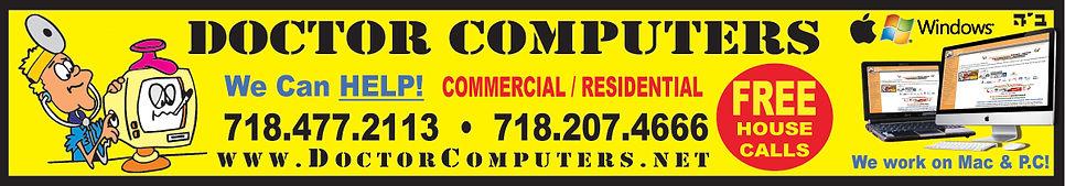 Doctor Computers, Business Computer Maintenance,