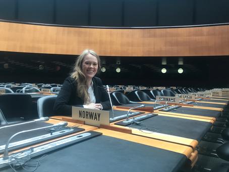 Livet i utenrikstjenesten: Praktikant ved Norges faste delegasjon til WTO og EFTA i Genève