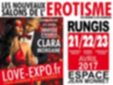 Salon de l'érotisme de Rungis