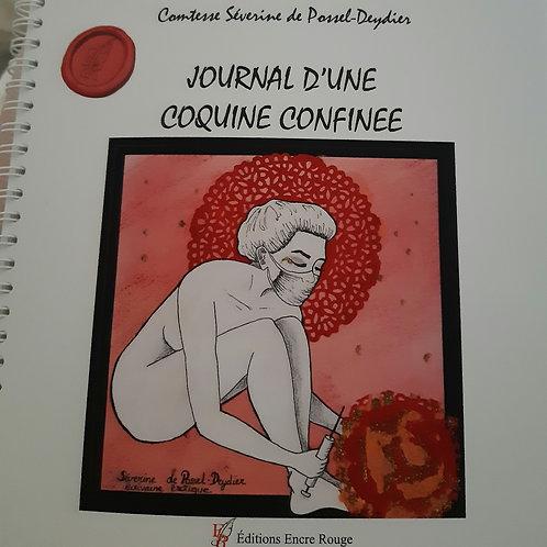 JOURNAL D'UNE COQUINE CONFINÉE version LUXE