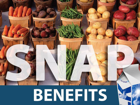 Update On Public Assistance Enrollment, Additional SNAP Funds Coming To All SNAP Recipients