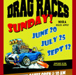 Drag Racing Scheduled At St. Marys Airport This Summer